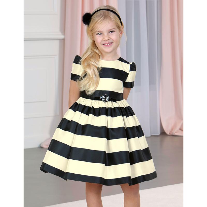 Раирана детска рокля Abel Lula