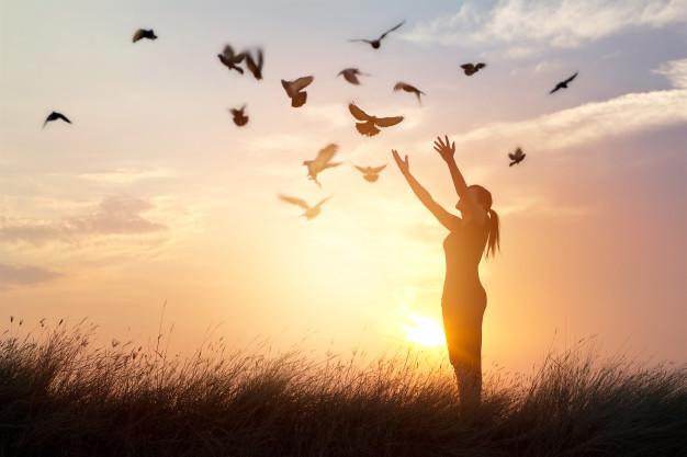 Свободата кат ключ към щастието
