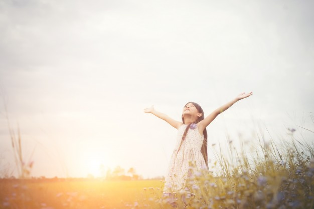 Свободата прави децата щастливи